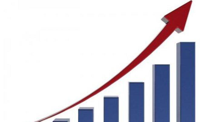 Producţia industrială, în creştere cu peste 12 la sută
