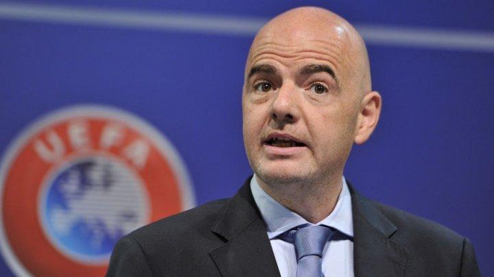 Gianni Infantino, reales pentru un al doilea mandat la conducerea FIFA