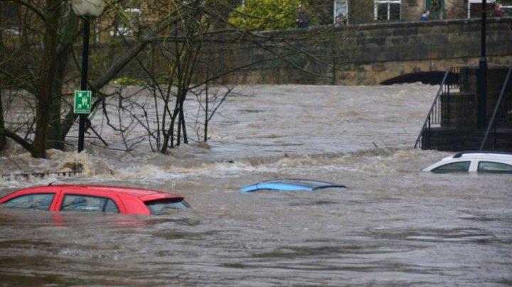 Furtuna Ciara face victime în Europa: Cel puţin trei persoane au murit