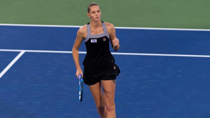 Karolina Pliskova, o nouă performanță. Cehoaica a câștigat al 14-lea turneu din carieră