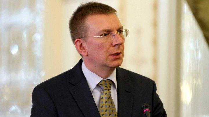 Ministrul de Externe din Letonia: Suntem DEZAMĂGIŢI de rezoluția APCE care reoferă necondiționat Rusiei dreptul la vot
