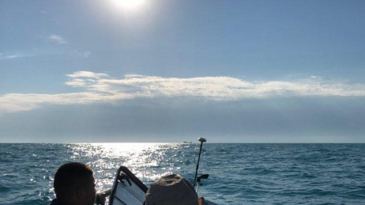 Fenomen SPECTACULOS, dar PERICULOS la Marea Neagră. Ce au surprins turişii (IMAGINI VIRALE)
