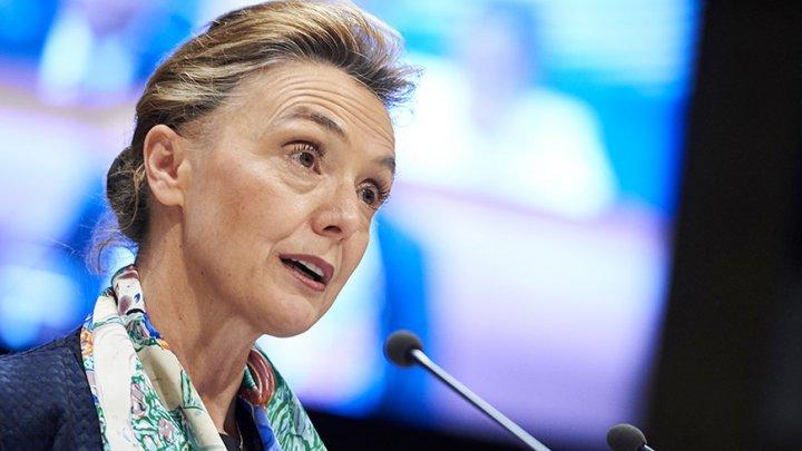 Cine a fost aleasă secretar general al Consiliului Europei