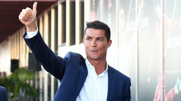 Femeia care îl acuza pe Cristiano Ronaldo că ar fi violat-o şi-a retras plângerea