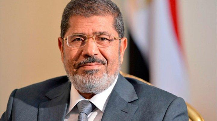 Mohamed Morsi, fostul președinte al Egiptului, a murit