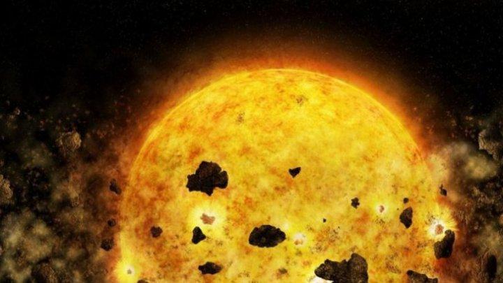 FENOMEN EXCEPŢIONAL! În premieră, NASA a observat cum e distrusă o planetă de o stea