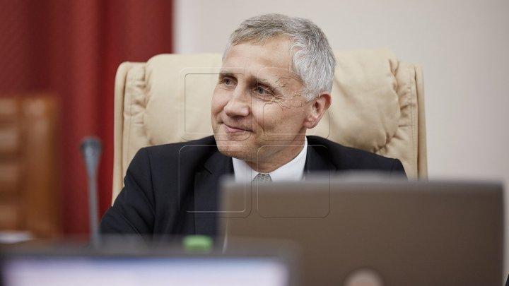 Nicolae Eșanu este consilierul prim-ministrului Ion Chicu pe domeniul dreptului