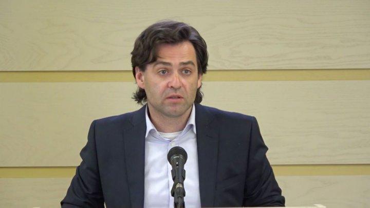 Nicu Popescu, felicitat de universitatea din Moscova pentru funcția de ministru de Externe (FOTO)
