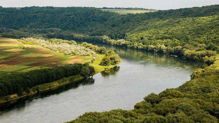 Nivelul apei râului Nistru va scădea în câteva sectoare din ţară. Vezi cauza