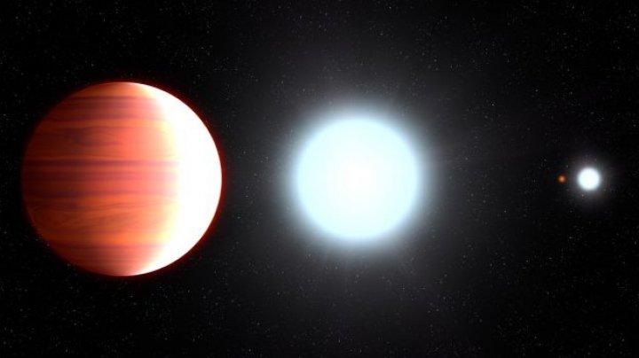 Fenomen meteo BIZAR pe o planetă din Univers: NINGE cu ZĂPADĂ METALICĂ