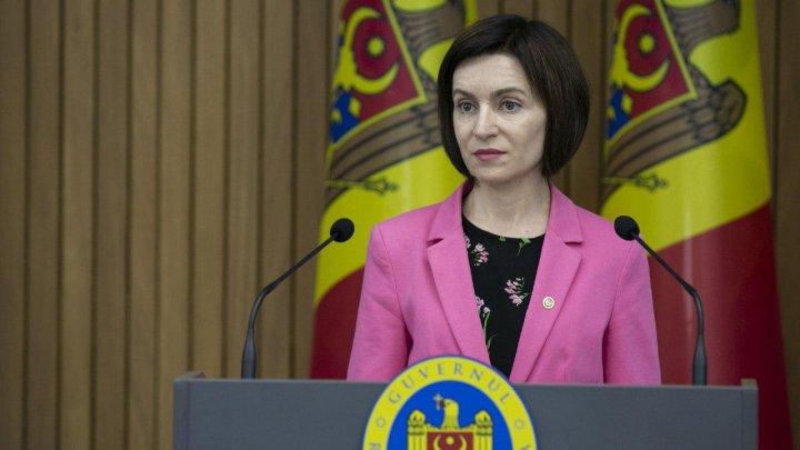 După ce a cerut blocarea finanţării pentru Moldova din partea UE, astăzi Maia Sandu cere bani de la europeni