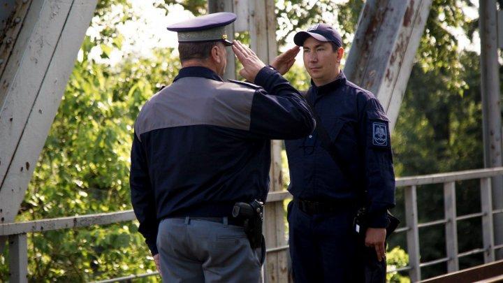 Frontiera dintre Moldova și România va fi patrulată de echipe mixte, începând de astăzi (FOTO)