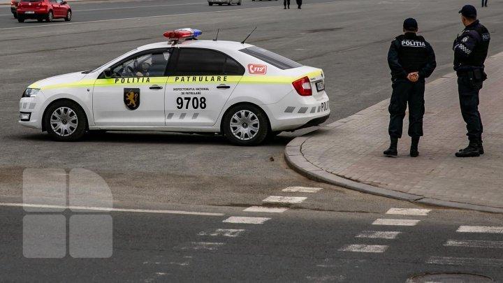 Peste 1.000 de încălcări ale circulației rutiere, depistate în acest weekend de polițiști