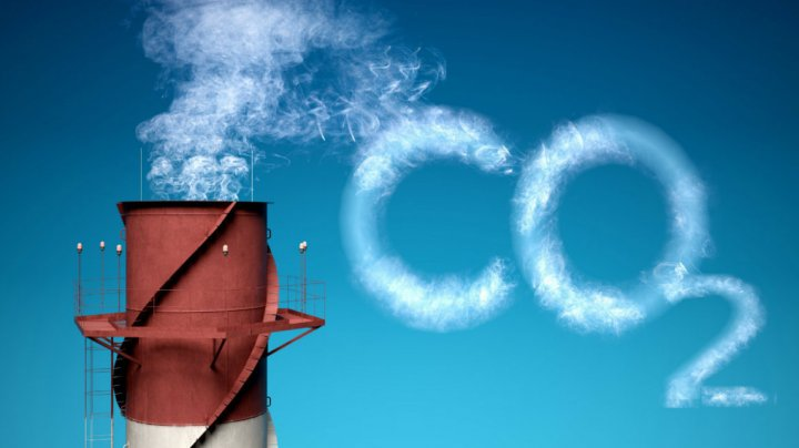 Emisiile globale de CO2 au înregistrat în 2018 cea mai puternică creştere din ultimii şapte ani