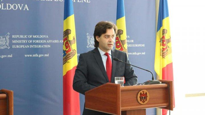 Ministerul de externe îi cere Rusiei să sisteze activitatea unui ONG, care se pretinde a fi o reprezentanță oficială a Tiraspolului la Moscova