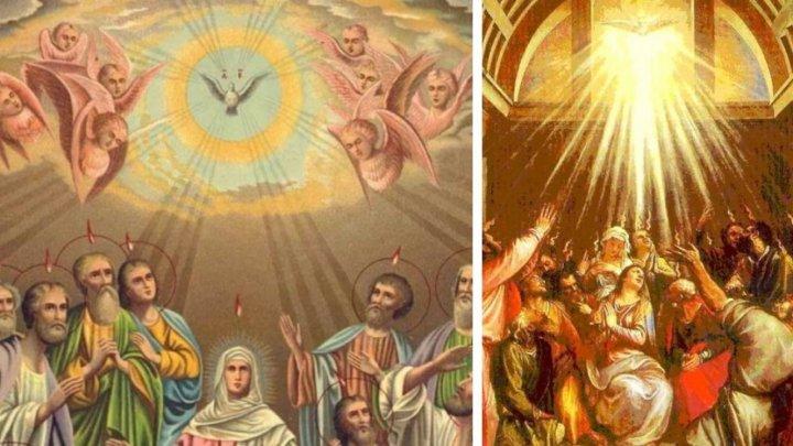 Creştinii ortodocşi sărbătoresc astăzi Duminica Mare sau Rusaliile