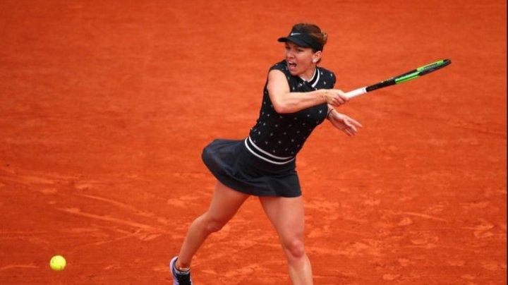 Ora la care va juca Simona Halep în sferturi la Roland Garros