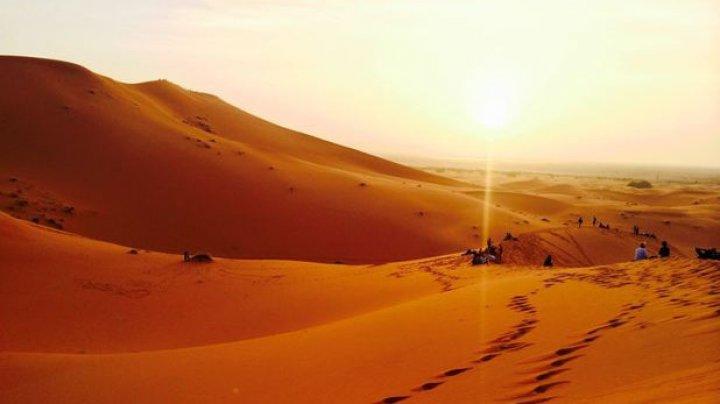 Ajunge spre Moldova? Un val de căldură din Sahara s-a abătut asupra Europei