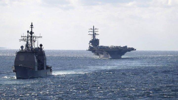 Incident militar în Marea Chinei între Rusia și SUA. Ce s-a întâmplat