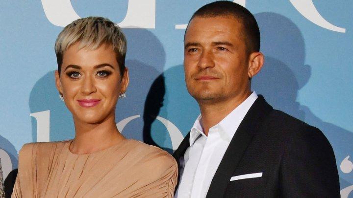 Au făcut marele anunț! Katy Perry şi Orlando Bloom au stabilit data nunții