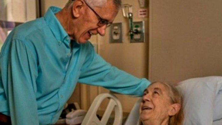 La 84 de ani a devenit cel mai bătrân donator din USA. Cui i-a salvat viața