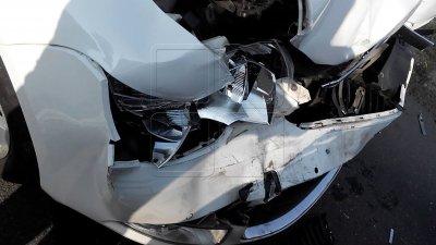 ACCIDENT GRAV în Capitală. Şoferul vinovat s-a dat în spectacol în faţa poliţiştilor. Ce spun martorii