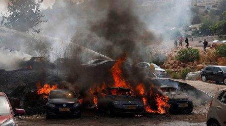 Căldura face ravagii în Israel: Arde totul, sute de case au fost evacuate (VIDEO)