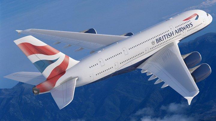 British Airways, amendă de 230 milioane de dolari, după furtul datelor unor clienţi