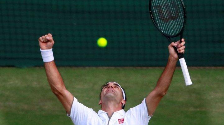 Partidă fantastică la Australian Open! Tenismanul Roger Federer s-a calificat în semifinalele competiţiei de la Melbourne