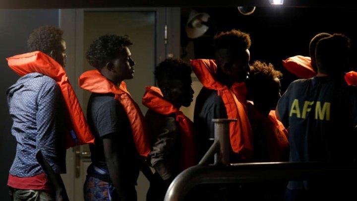 Marea Mediterană: Încă 44 de migranţi au fost salvaţi de nava Alan Kurdi în largul coastelor libiene