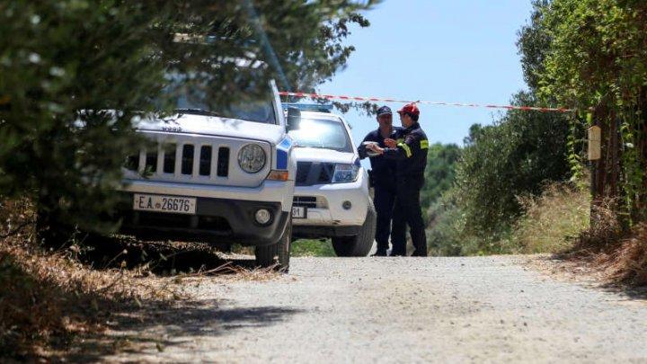 Atac contra unui post de poliţie la Atena. Doi poliţişti au fost răniţi