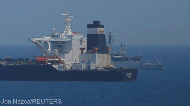 Curtea Supremă din Gibraltar a prelungit cu 30 de zile arestarea petrolierului iranian Grace 1