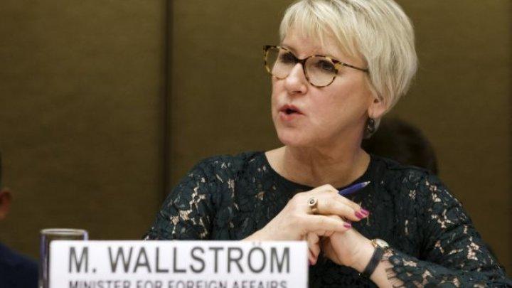 Suedia refuză să semneze Tratatul ONU de interzicere a armei nucleare. Care este motivul