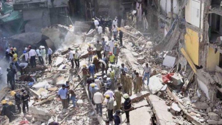 Şase morţi în urma unei alunecări de teren provocată de ploi în Mexic