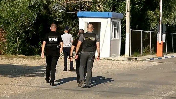 Șeful Postului vamal Cahul de la frontiera cu România, reţinut într-un dosar de contrabandă