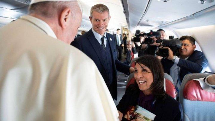 Matteo Bruni este noul director al biroului de presă de la Vatican