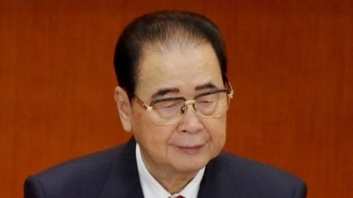 Fostul premier chinez Li Peng a murit la vârsta de 90 de ani