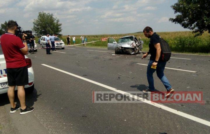 Un moldovean a provocat un ACCIDENT GRAV în România: Sunt răniţi (VIDEO/FOTO)