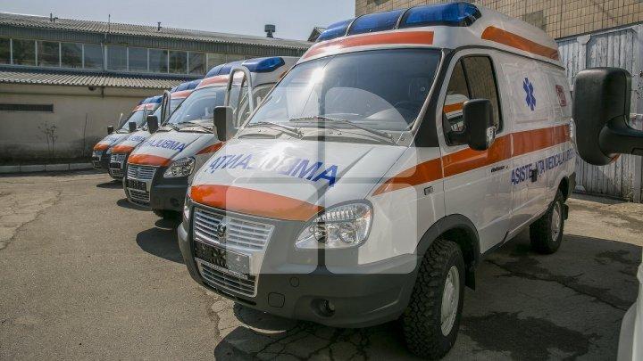 Corpul unui bărbat de 45 de ani, găsit de către trecători lângă Spitalul de Urgenţă din Capitală