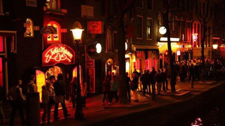 Ce s-ar putea întâmpla cu vestitul Cartier Roșu din Amsterdam