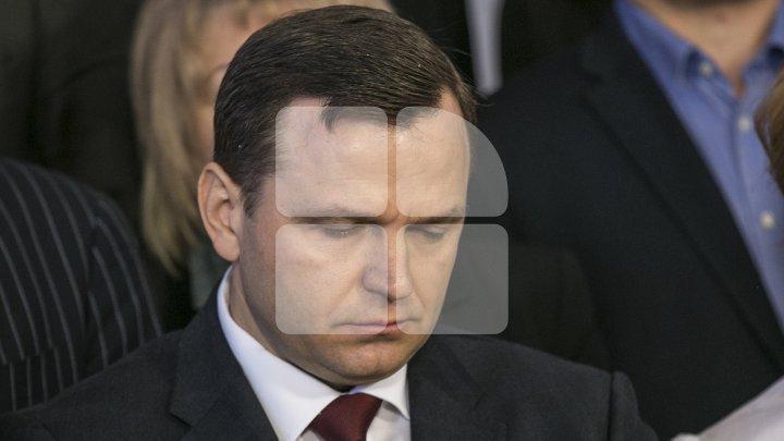 Andrei Năstase a comentat acuzaţiile pe care Vladimir Cebotari i le-a adus în plenul Parlamentului