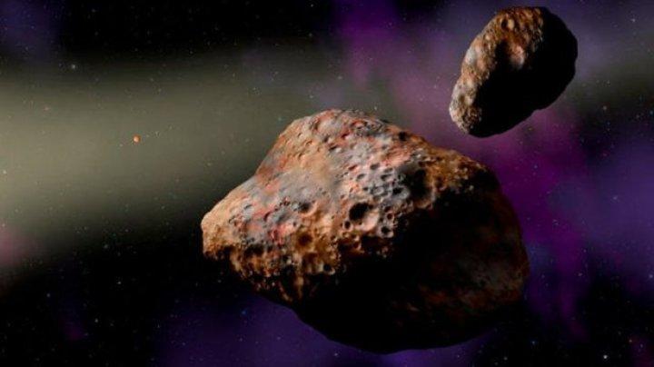Un asteroid masiv a fost descoperit în jurul Soarelui