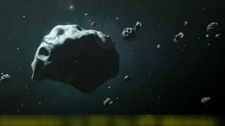 Avertisment de la NASA: Un asteroid masiv amenință Pământul