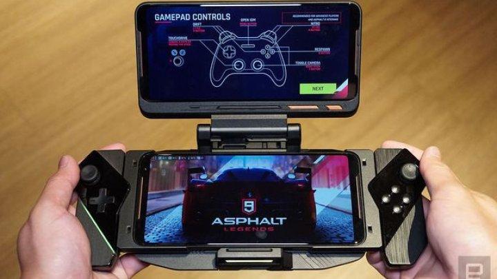 ASUS a anunţat oficial ROG Phone II, cel mai puternic telefon de gaming de până acum