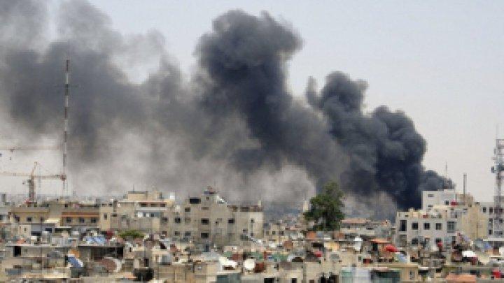 Siria: 15 rebeli au murit în atacuri aeriene ale Rusiei în nord-vestul ţării