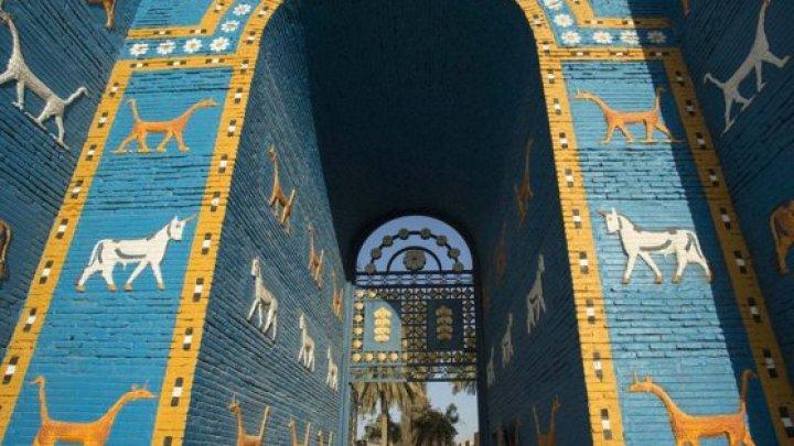 Oraşul antic Babilon din Irak a fost inclus pe lista Patrimoniului Mondial UNESCO