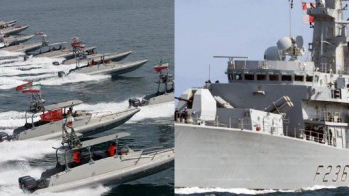 Rusia şi Iranul intenţionează să efectueze exerciţii militare în Strâmtoarea Hormuz