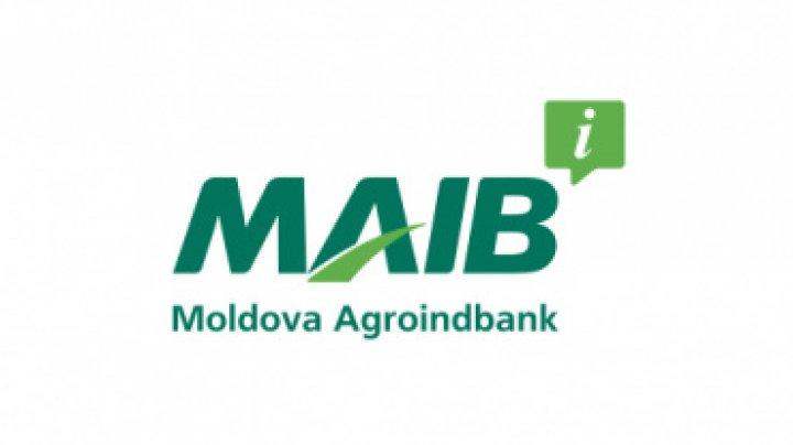Poziția oficială a Moldova Agroindbank despre jaful de la o filială din Capitală