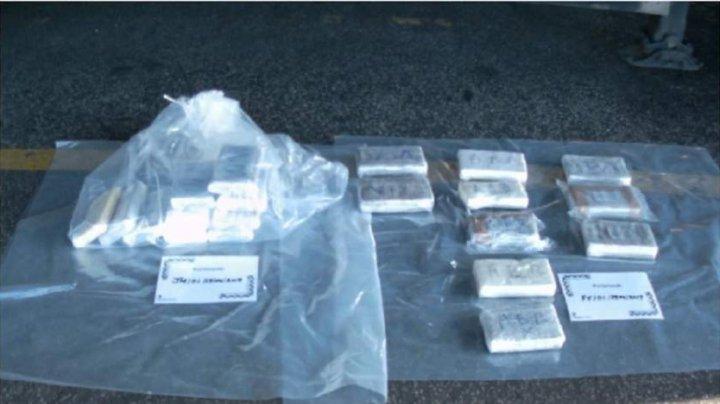 Un fost sergent, prins cu 21 de kilograme de cocaină la intrarea în Anglia. Va face ani grei de puşcărie