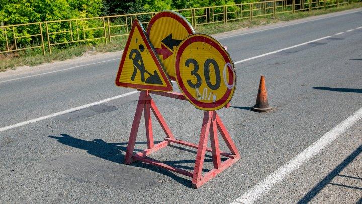Încep lucrările de reparaţie a carosabilului, pe strada Eugen Coca din Capitală. Va fi suspendat traficul rutier
